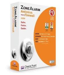 Zone Alarm Antivirus Software