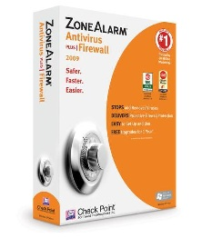 Zone Alarm Antivirus Software